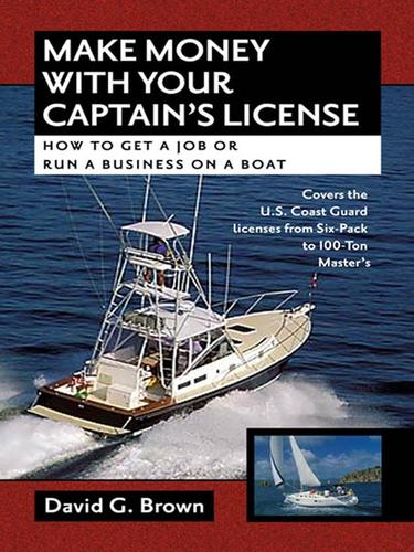Make Money with Your Captains License
