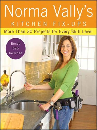 Norma Vally's Kitchen Fix-Ups