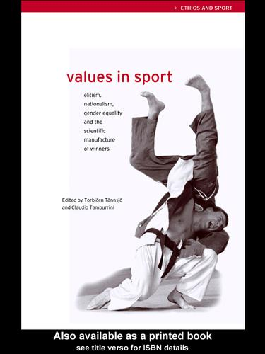 Values in Sport