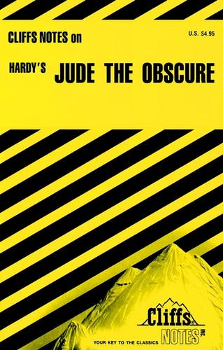 CliffsNotes on Hardy's Jude The Obscure
