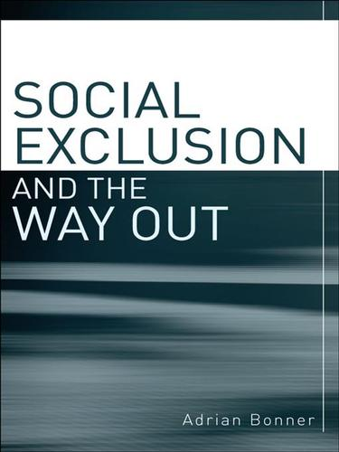Social Exclusion and the Way Out