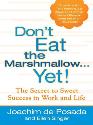 Don't Eat The Marshmallow Yet!