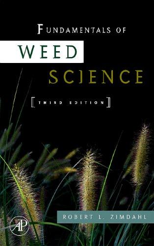 Download Fundamentals of Weed Science