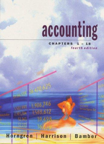 Download Accounting, Chapters 1-18
