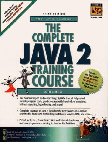 Download The Complete Java 2 Training Course