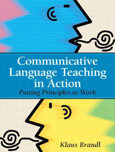 Download Communicative Language Teaching in Action