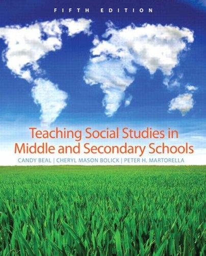 Download Teaching Social Studies in Middle and Secondary Schools (5th Edition)
