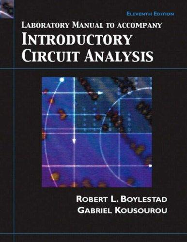 Download Introductory Circuit Analysis