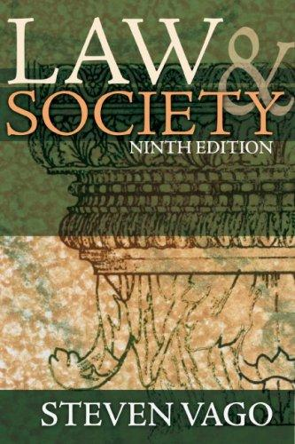 Download Law and Society (9th Edition)