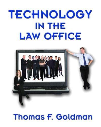 Download Technology in the Law Office