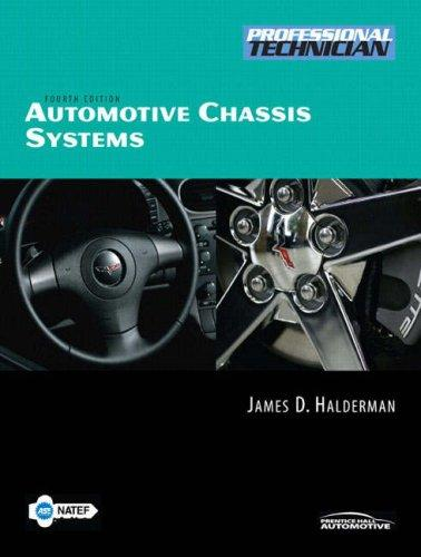 Automotive Chassis Systems
