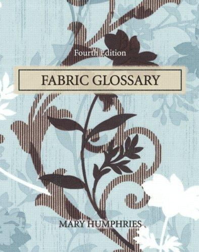 Download Fabric Glossary (4th Edition)