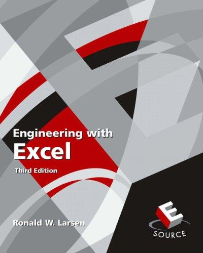 Download Engineering with Excel (3rd Edition)
