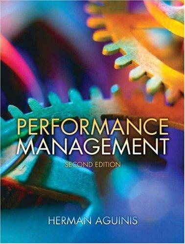 Download Performance Management (2nd Edition)