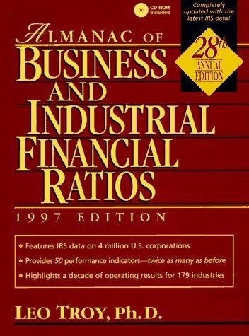 Download Almanac of Business and Industrial Financial Ratios