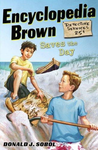 Download Encyclopedia Brown Saves the Day (Encyclopedia Brown)