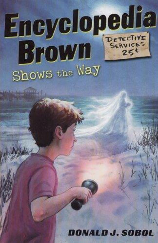 Download Encyclopedia Brown Shows the Way (Encyclopedia Brown)
