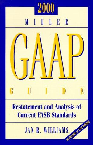Download 2000 Miller GAAP Guide