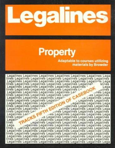 Legalines: Property