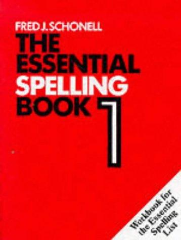Download Essential Spelling Book (English Skills & Practice)