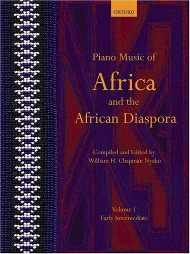 Piano Music of Africa and the African Diaspora