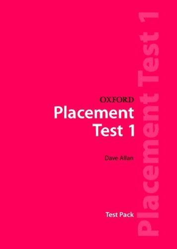 Oxford Placement Tests