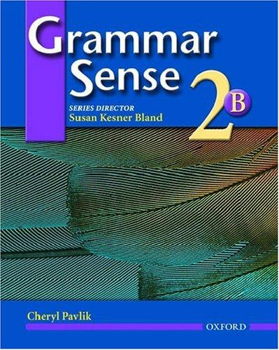 Download Grammar Sense 2