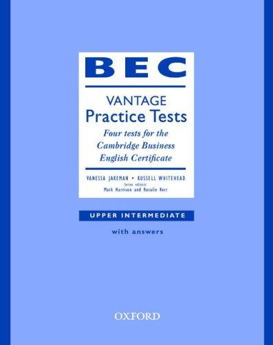 Download BEC Practice Tests
