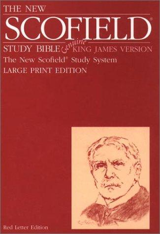 Download The New ScofieldRG Study Bible, KJV, Large Print Edition