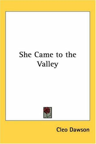 Download She Came to the Valley