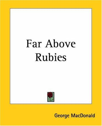 Download Far Above Rubies