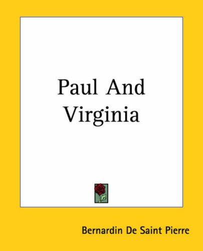 Download Paul And Virginia