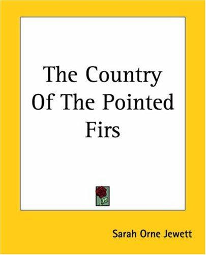 Download The Country Of The Pointed Firs