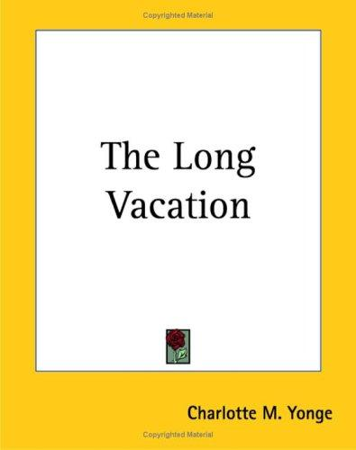 Download The Long Vacation