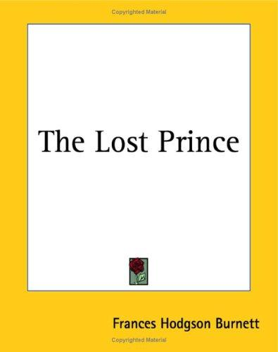 Download The Lost Prince