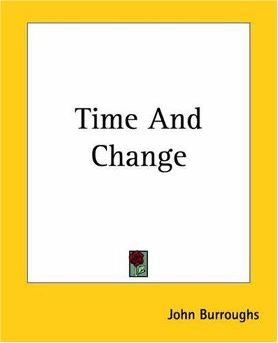 Download Time And Change
