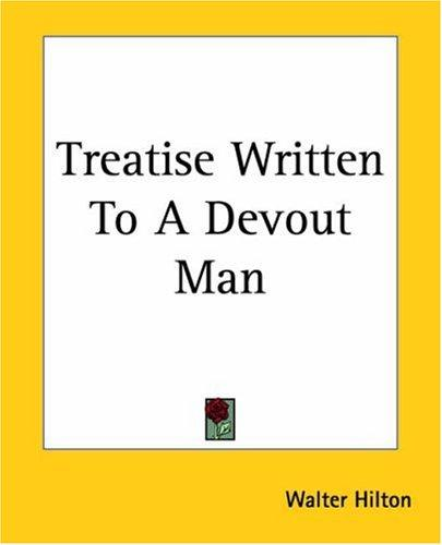 Treatise Written To A Devout Man (Open Library)