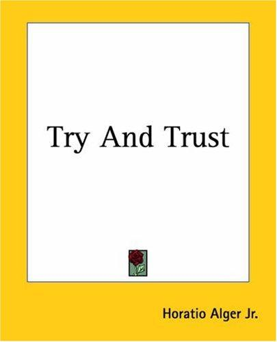 Download Try And Trust