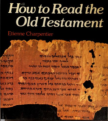 Download How to read the Old Testament