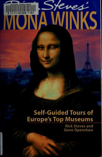 Rick Steves' Mona winks