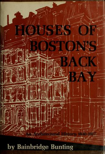 Download Houses of Boston's Back Bay