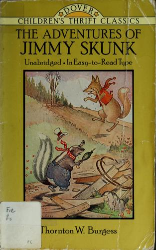 Download The adventures of Jimmy Skunk