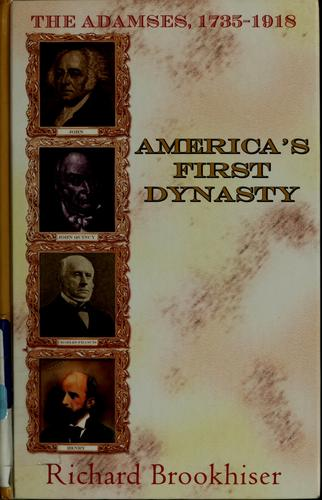 Download America's first dynasty