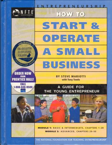 How to Start and Operate a Small Business