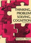 Download Thinking, problem solving, cognition