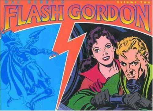 Image for Mac Raboy's Flash Gordon, Vol. 2