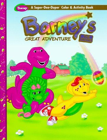 Download Barney's Great Adventure