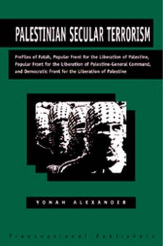 Download Palestinian Secular Terrorism