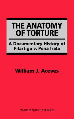 Download The Anatomy of Torture