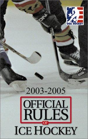 Official Rules of Ice Hockey Triumph Books